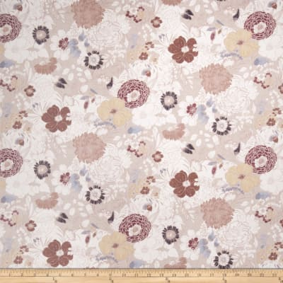Fabricut Brindisi Jacquard Molasses