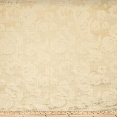 Fabricut Celine 100% Silk Natural