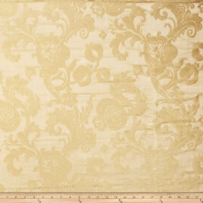 Fabricut Celine Silk Soft Gold