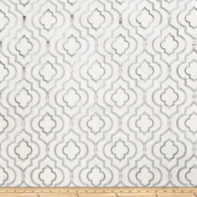 Fabricut Corralillo Faux Silk Seaspray