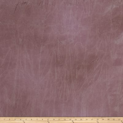 Fabricut Culture Club Faux Leather Antique Rose