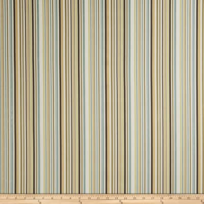 Fabricut Davor Stripe Faux Silk Breeze