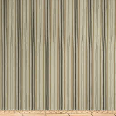 Fabricut Demi Stripe Jacquard Silver Grey