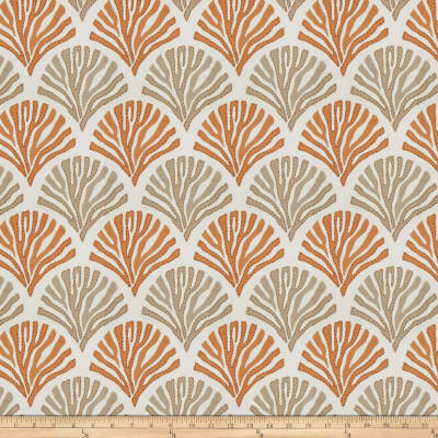 Fabricut Dentley Coral