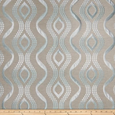 Fabricut Dolcetto Faux Silk Teal