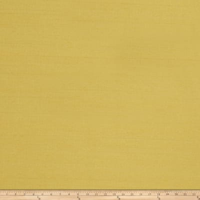 Fabricut Eleganza Faux Silk Yellow Gold