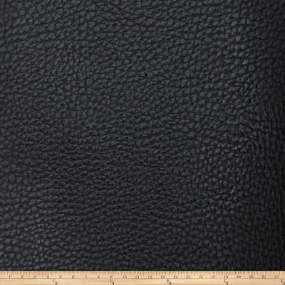 Fabricut Faux Leather Raven