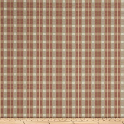 Fabricut Goliath Check Berry