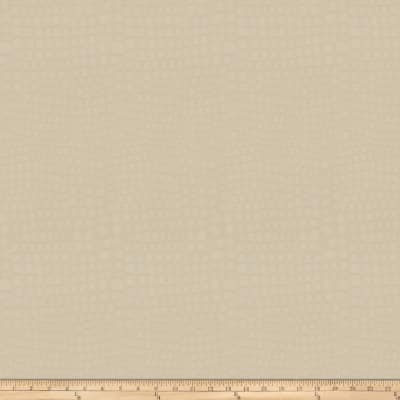 Fabricut Great Escape Faux Leather Natural