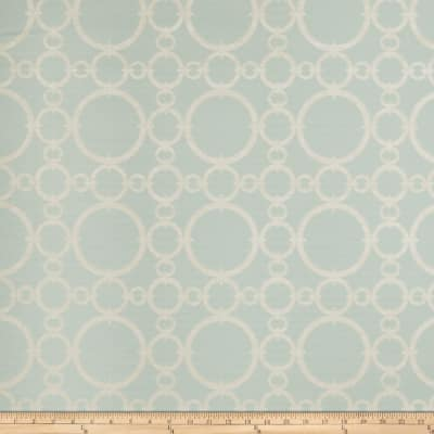 Fabricut Heat The Night Chenille Aqua