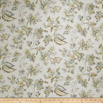 Fabricut Kendall Floral Stone