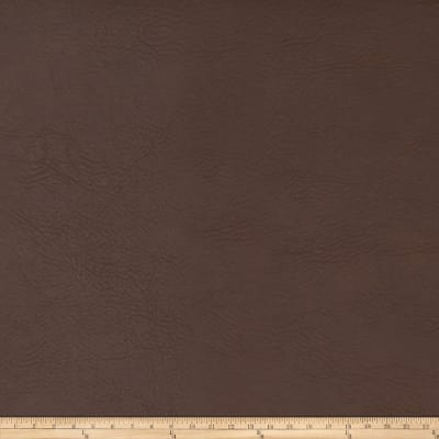 Fabricut Koala Faux Leather Molasses