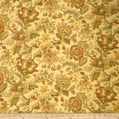 Fabricut Lilandra Linen Blend Honey