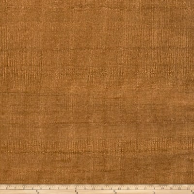 Fabricut Luxury Dupioni Silk Ginger