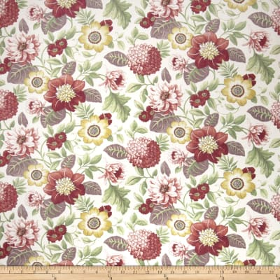 Fabricut Maplewood Pomegranate