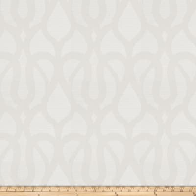 Fabricut Marisol Scroll Faux Silk Ivory