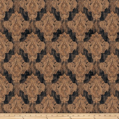 Fabricut Massachusetts Chenille Midnight