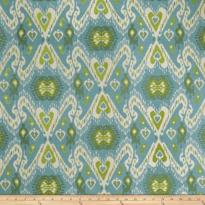 Fabricut Miracle Worker Turquoise