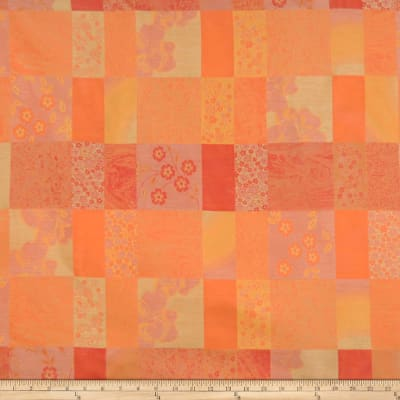 Fabricut Orcutt Patchwork Sunset