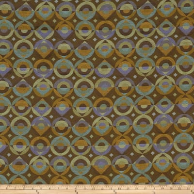 Fabricut Piccadillycircus Jacquard Rootbeer