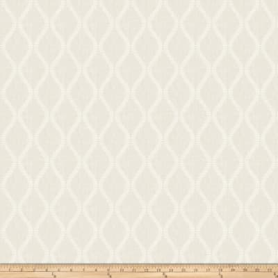 Fabricut Prospero Scroll Linen Blend Cloud
