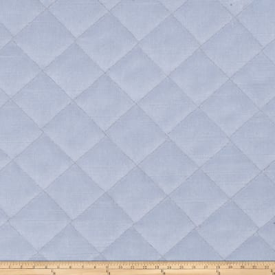 Fabricut Quilted Velvet Cloud