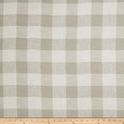 Fabricut Ripley Check Natural