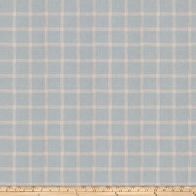 French General Septfond Linen Blend Chambray