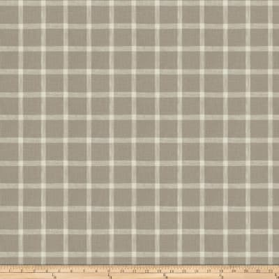 French General Septfond Linen Blend Grey