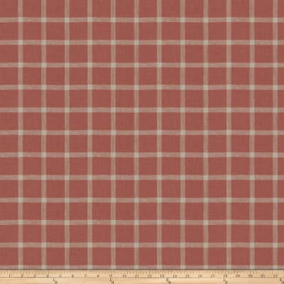 French General Septfond Linen Blend Sienna