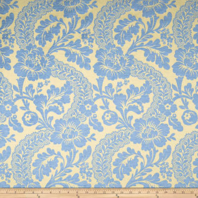 Ritz Paris Sonnet Chenille Cornflower