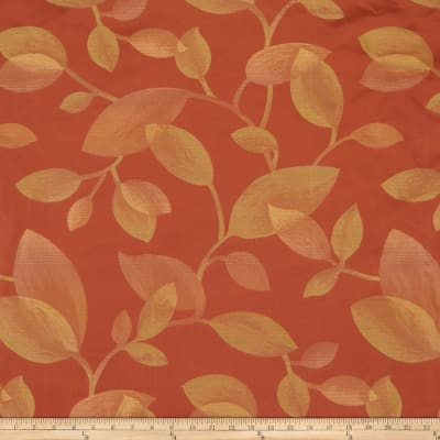 Fabricut Tenaya Silk Redwood