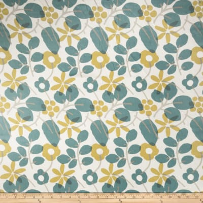 Fabricut Thelma Graphics Teal