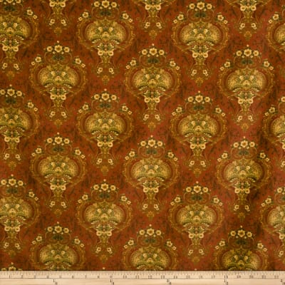 Trend 1305 Jacquard Russet