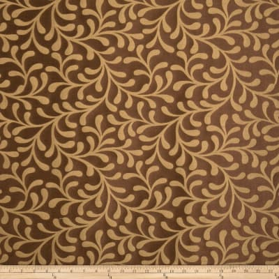 Trend 1682 Faux Silk Chocolate