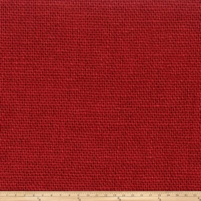 Jaclyn Smith 1838 Linen Blend Scarlet