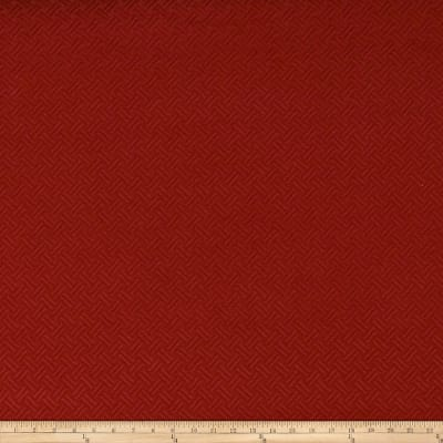 Jaclyn Smith 1840 Matelasse Crimson