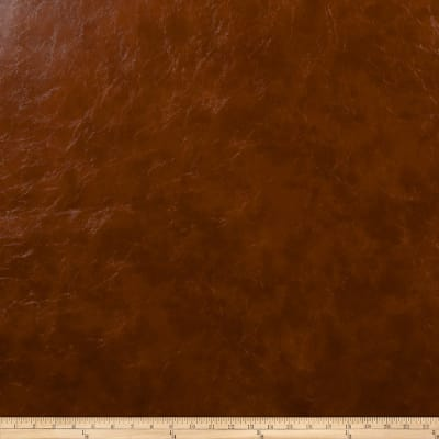 Jaclyn Smith 1862 Faux Leather Cognac