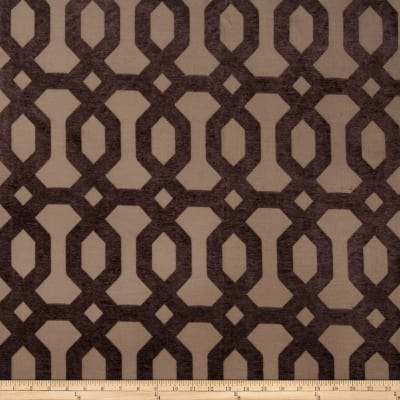 Jaclyn Smith 2103 Chenille Cocoa