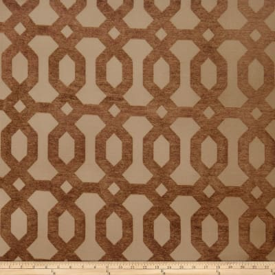 Jaclyn Smith 2103 Chenille Brick