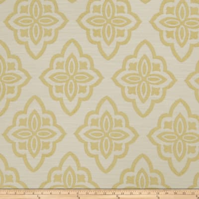 Jaclyn Smith 2601 Chenille Lemon Zest