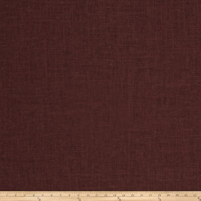 Jaclyn Smith 2636 Linen Blend Cordovan