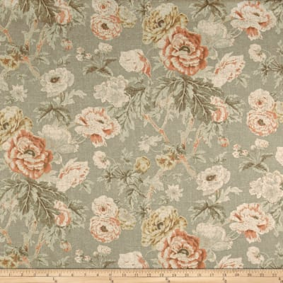 Waverly Among The Roses Bloom Discount Designer Fabric