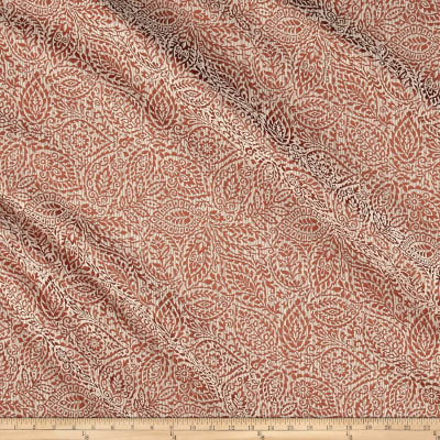 Waverly Boutique Find Jacquard Coral