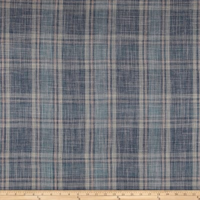 Waverly Highland Haze Twill Indigo