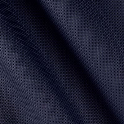 Richloom Fortress Textured Marine Vinyl Thunder Navy