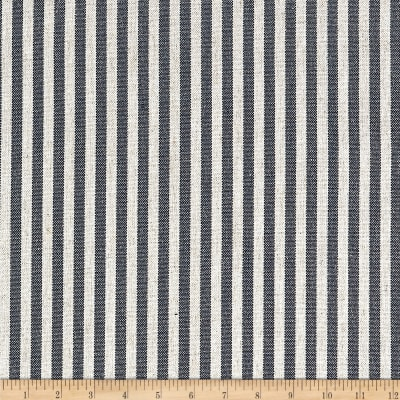 Golding by P/Kaufmann Scout Stripe Canvas Navy