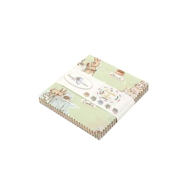 "Penny Rose Bunnies & Cream 5"" Stacker"