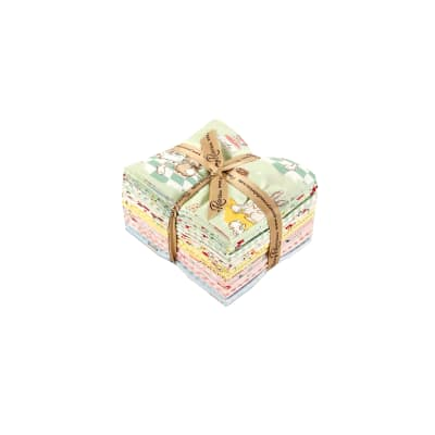 Penny Rose Bunnies & Cream Fat Quarter