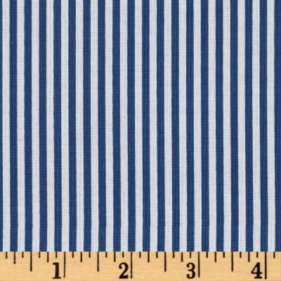 Stripe 1/8 Inch Color Denim